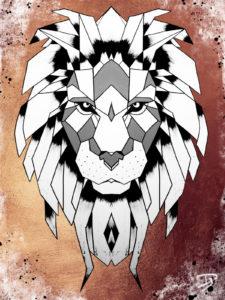 Be Brave – White