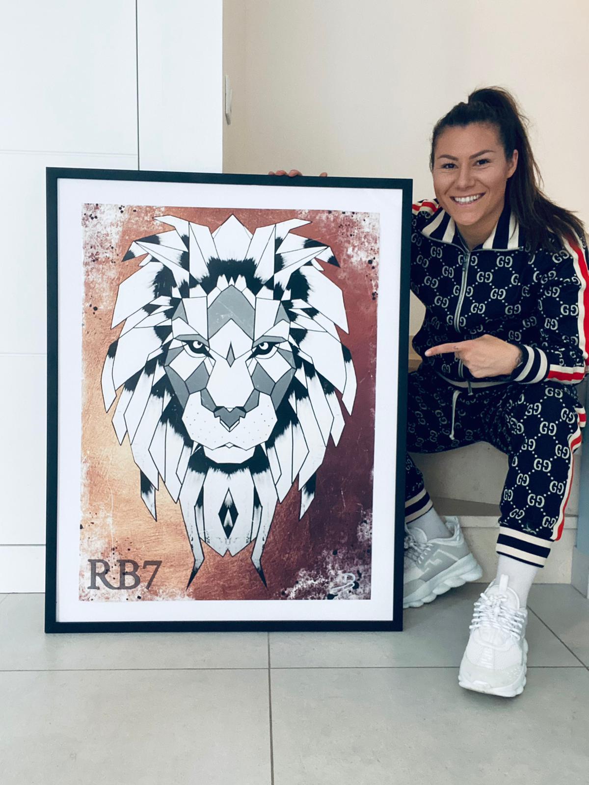 Ramona Bachmann von PSG